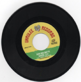 Mad Dog riddim: General Levy - Down Inna Ghetto / Isha Bel - They Should Know (Unrulee Records) UK 7""